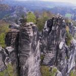 Foto aus der Sächsischen Schweiz