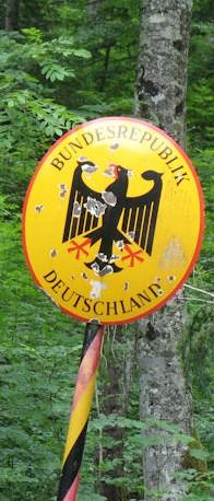 Hier finden Sie Infos zum Wildzelten in Deutschland