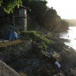 wildcamping zelt