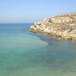 Eine Bucht in Karpaz